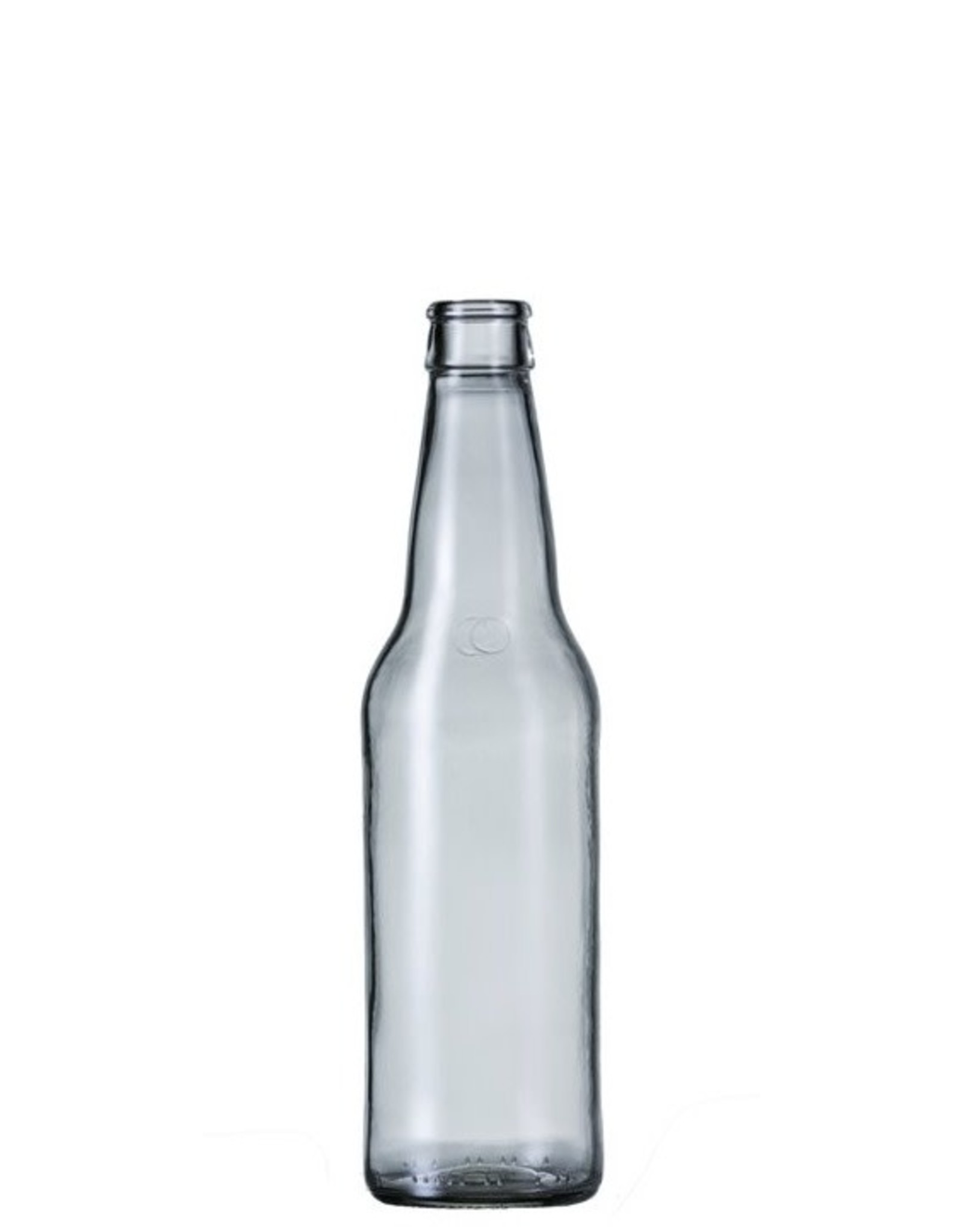 12 Oz Clear Beer Bottles Case 12oz