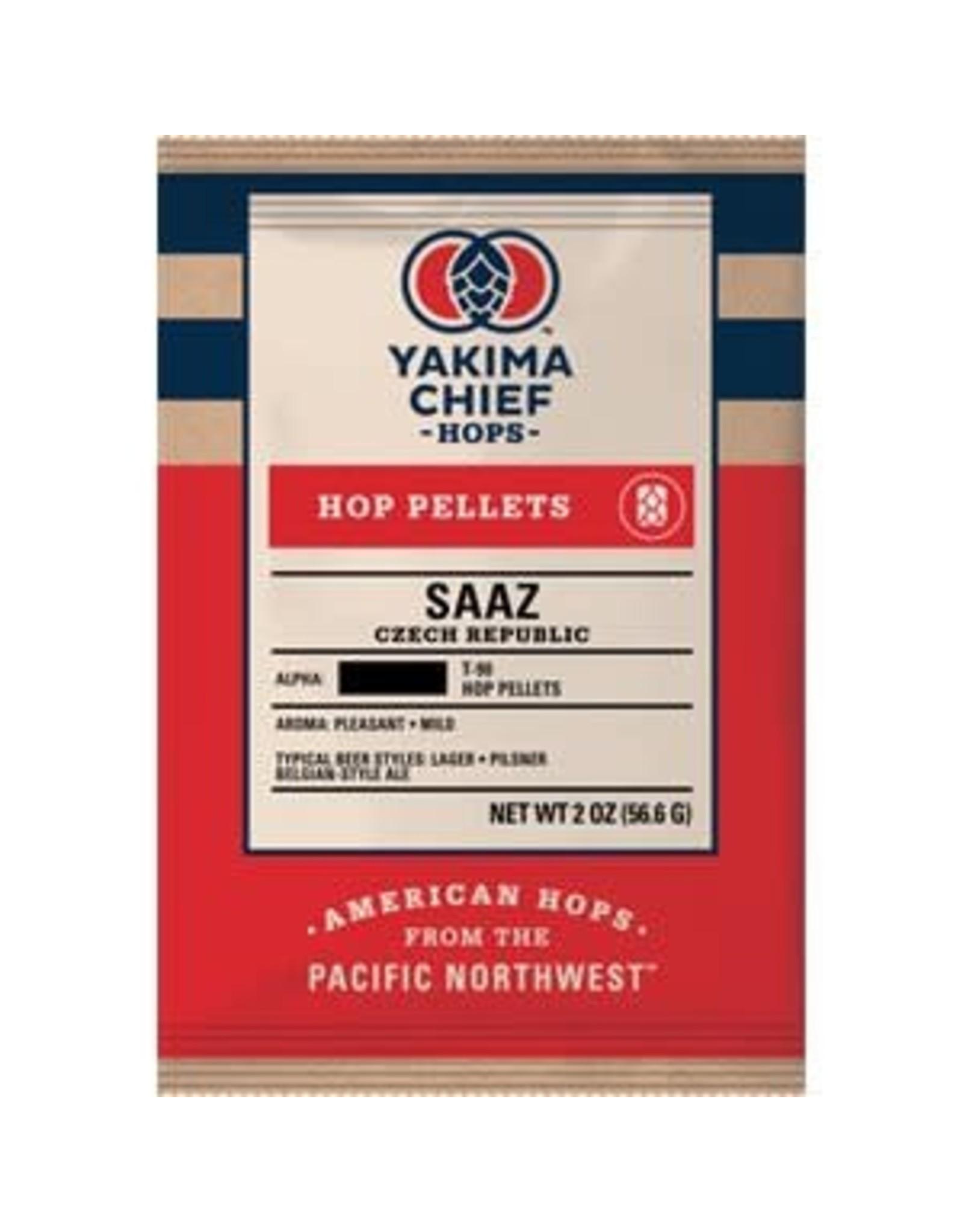 Saaz (CZ) Pellet Hops 2oz
