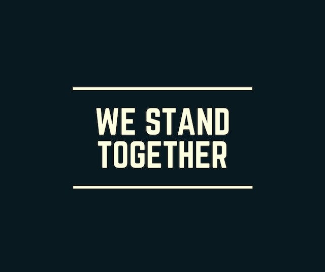 Standing by Our Community (How You Can Help)