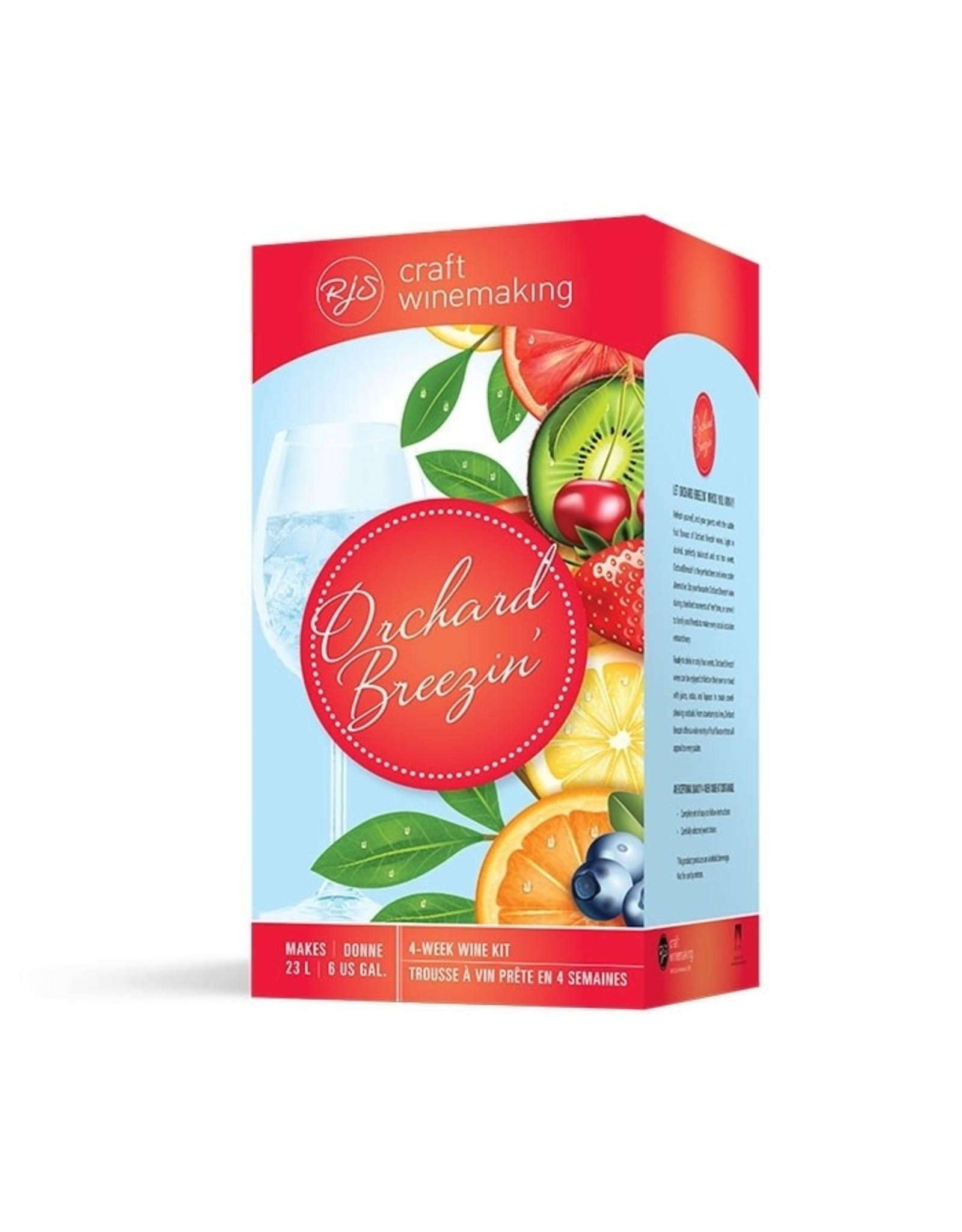 RJS Orchard Breezin' Peach Perfection