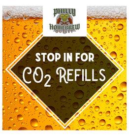 CO2 Refill Per Pound