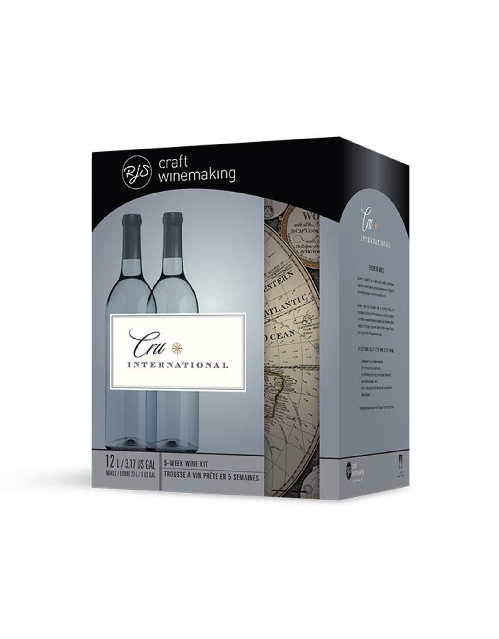 RJS Cru International California Chardonnay