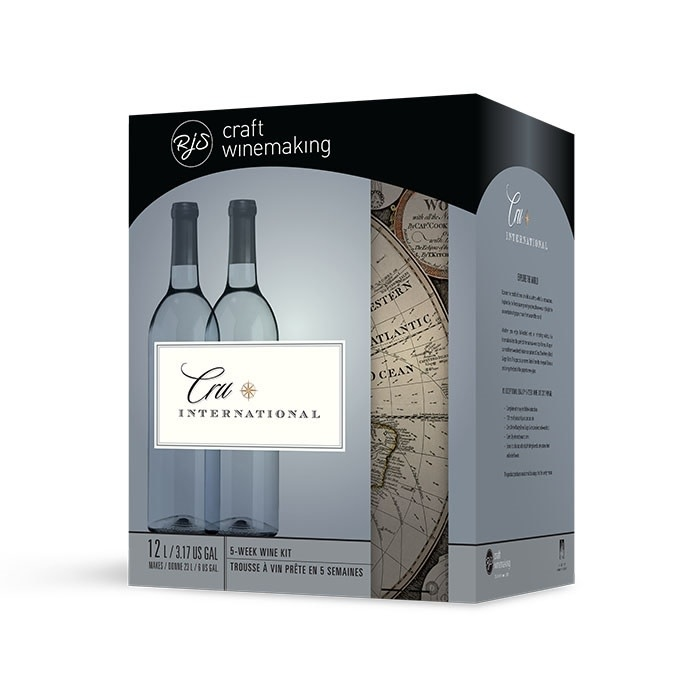 RJS Cru International German Gewürtztraminer
