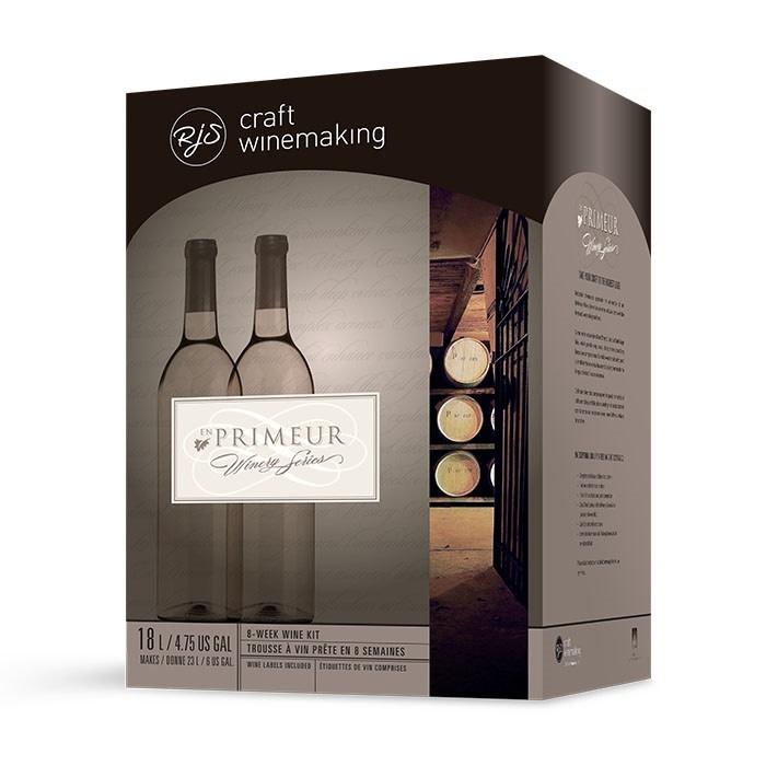 RJS En Primeur Winery Series Australian Shiraz