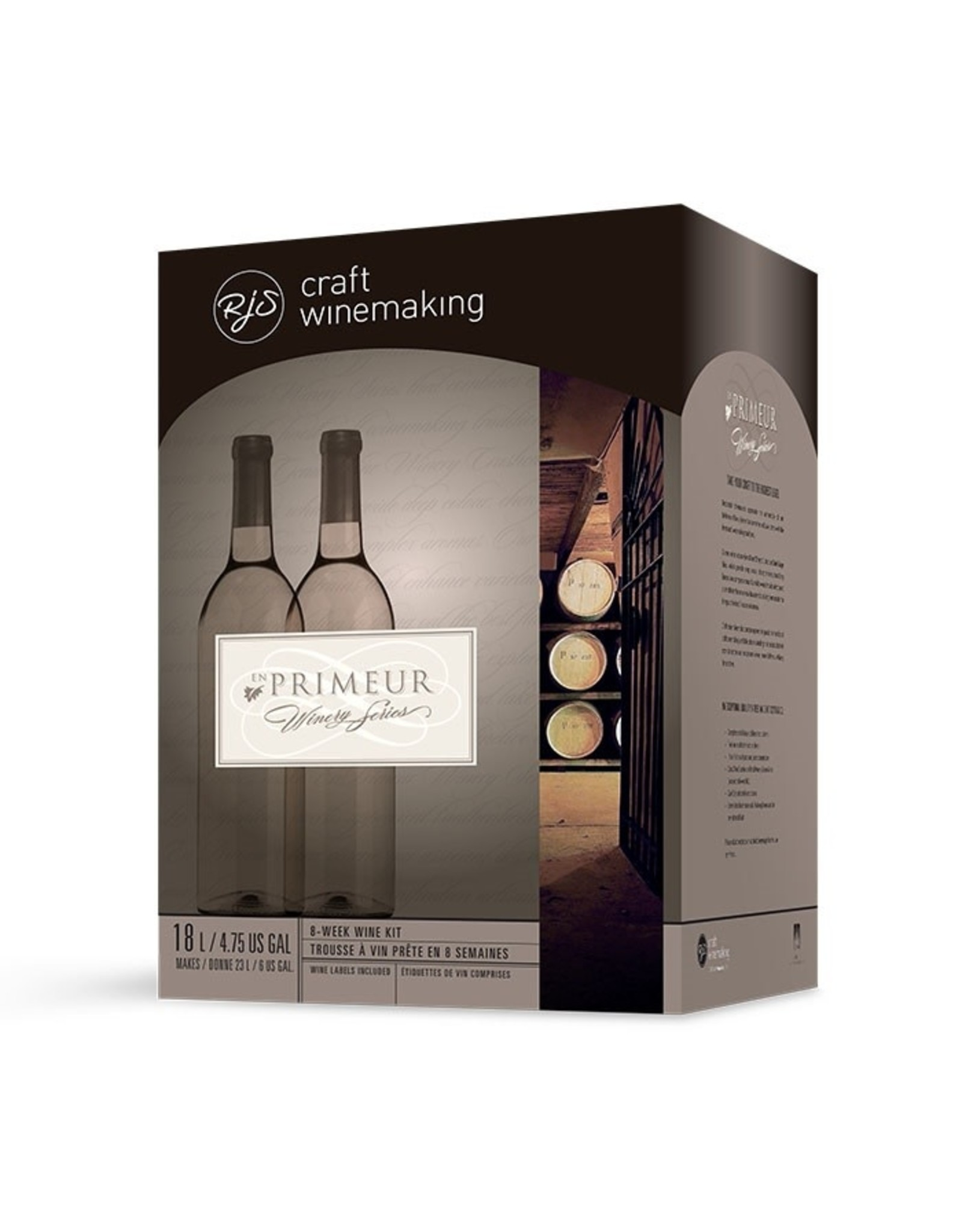 RJS En Primeur Winery Series Chilean Merlot