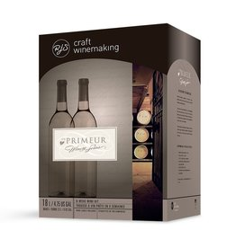RJS En Primeur Winery Series Italian Zinfandel Kit