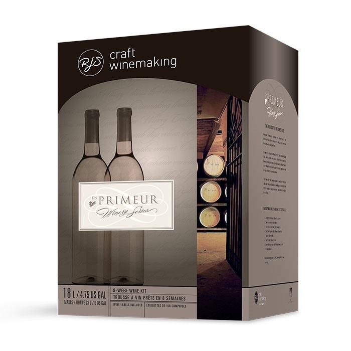 RJS En Primeur Winery Series Spain Grenache Syrah
