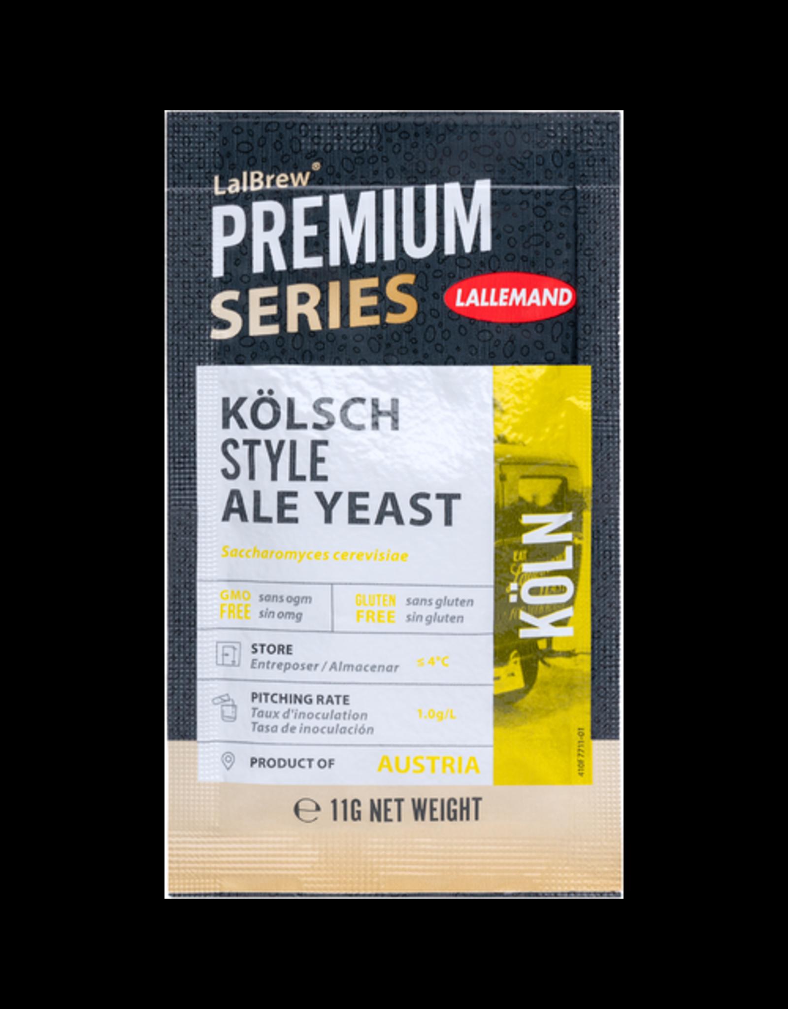 LALBREW Koln Kolsch Yeast