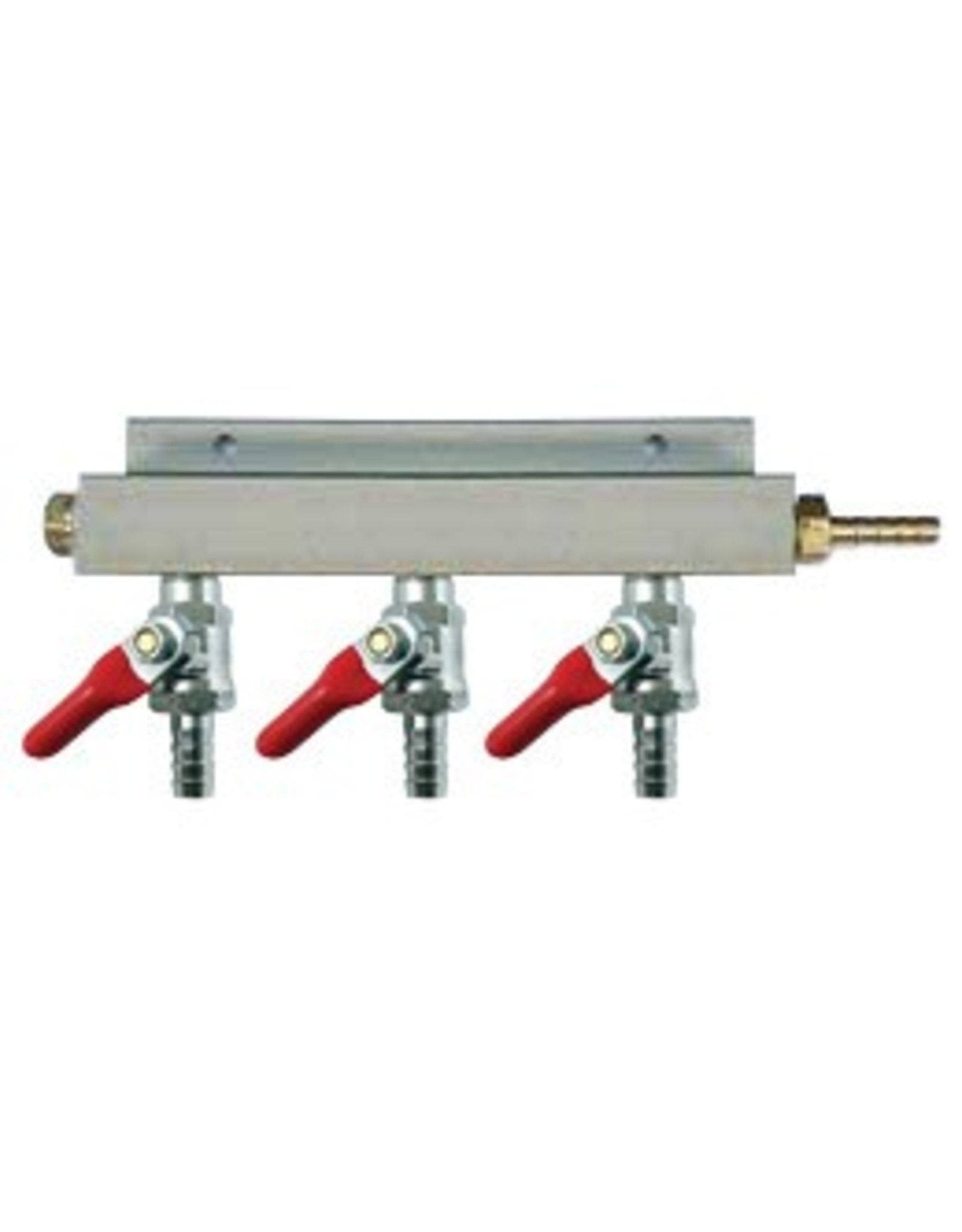 3-Way Air Manifold Distributor