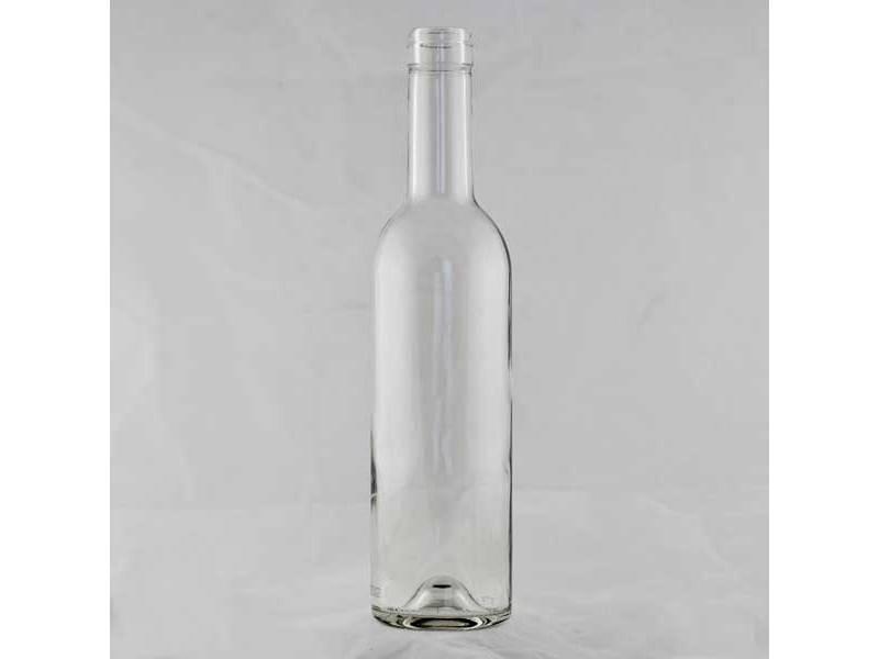 375 ML Clear Wine Bottle Bordeaux - CW-024