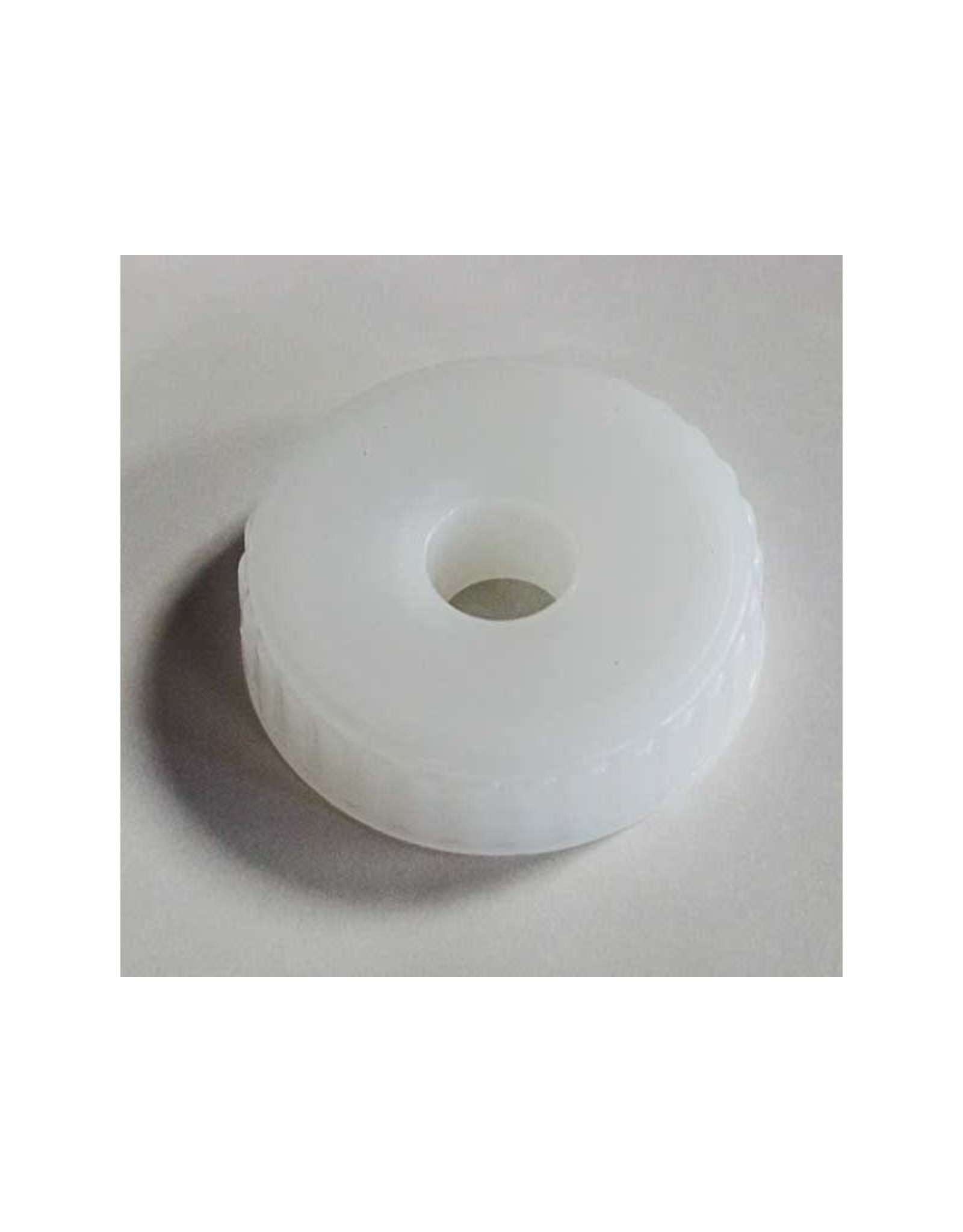 38mm Poly Screw Cap W/Hole For Gallon Jug