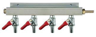 4-Way Air Manifold Distributor 03c03434