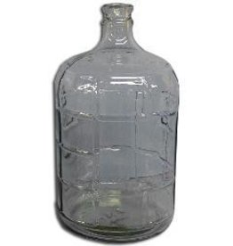 6 Gallon Italian Glass Carboy 6gc