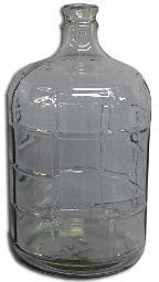 Italian Glass Carboy 5 Gallon