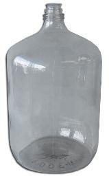 6.5 Gallon Italian Glass Carboy 65gc