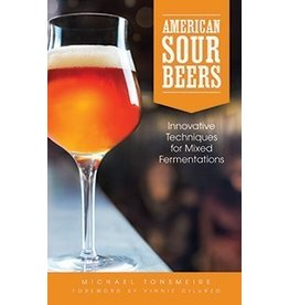 American Sour Beers Techniques For Mixed Fermentations