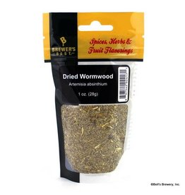Dried Wormwood -  1oz