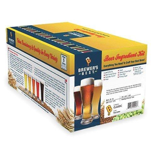 BB Mild Ale Brewers Best Kit