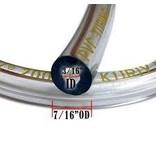 Bevlex Bevlex Pvc, 3/16 X 7/16 (clr) (Beer Line\Hose) Per Foot