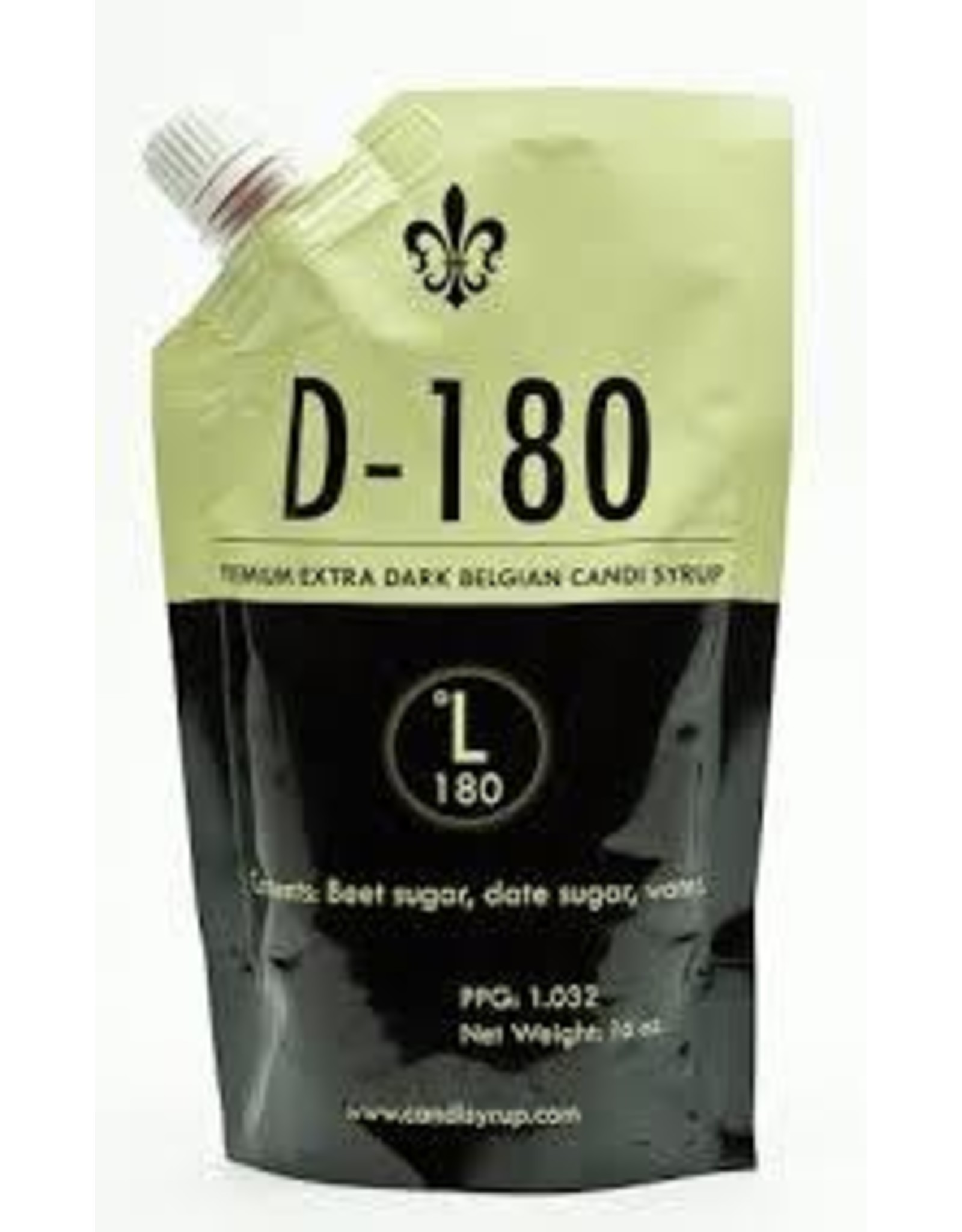 Belgian Candi Syrup 180l Candy