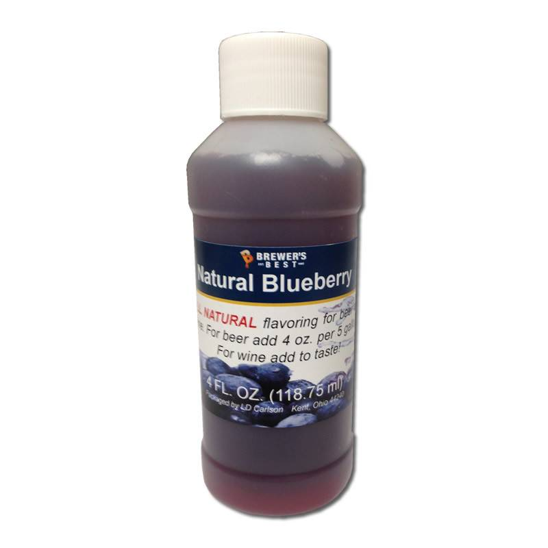 Natural Blueberry Flavor Extract
