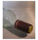 Burgundy/Gold Grape PVC Shrinks 30/Bag