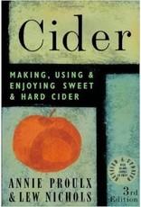 Cider Making, Using & Enjoying Sweet & Hard Cider