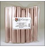 Dusty Rose PVC Shrinks 30/Bag