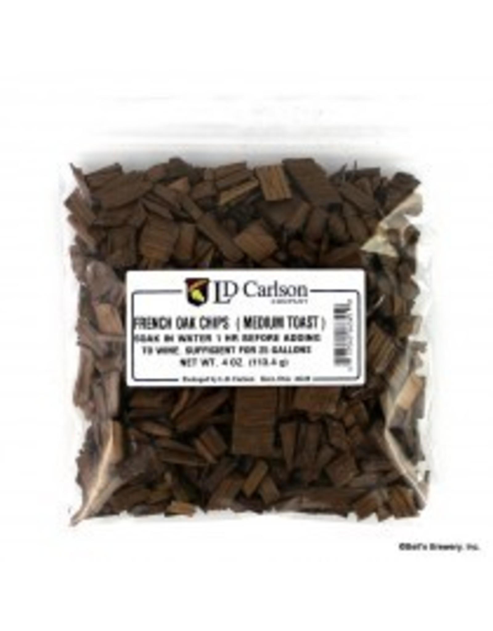 French Oak Chips Medium Toast 4oz