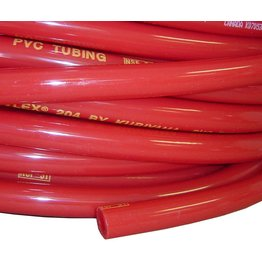 Bevlex Bevlex Pvc, 5/16 X 9/16 (red) (Gas Line\Hose) (per foot)