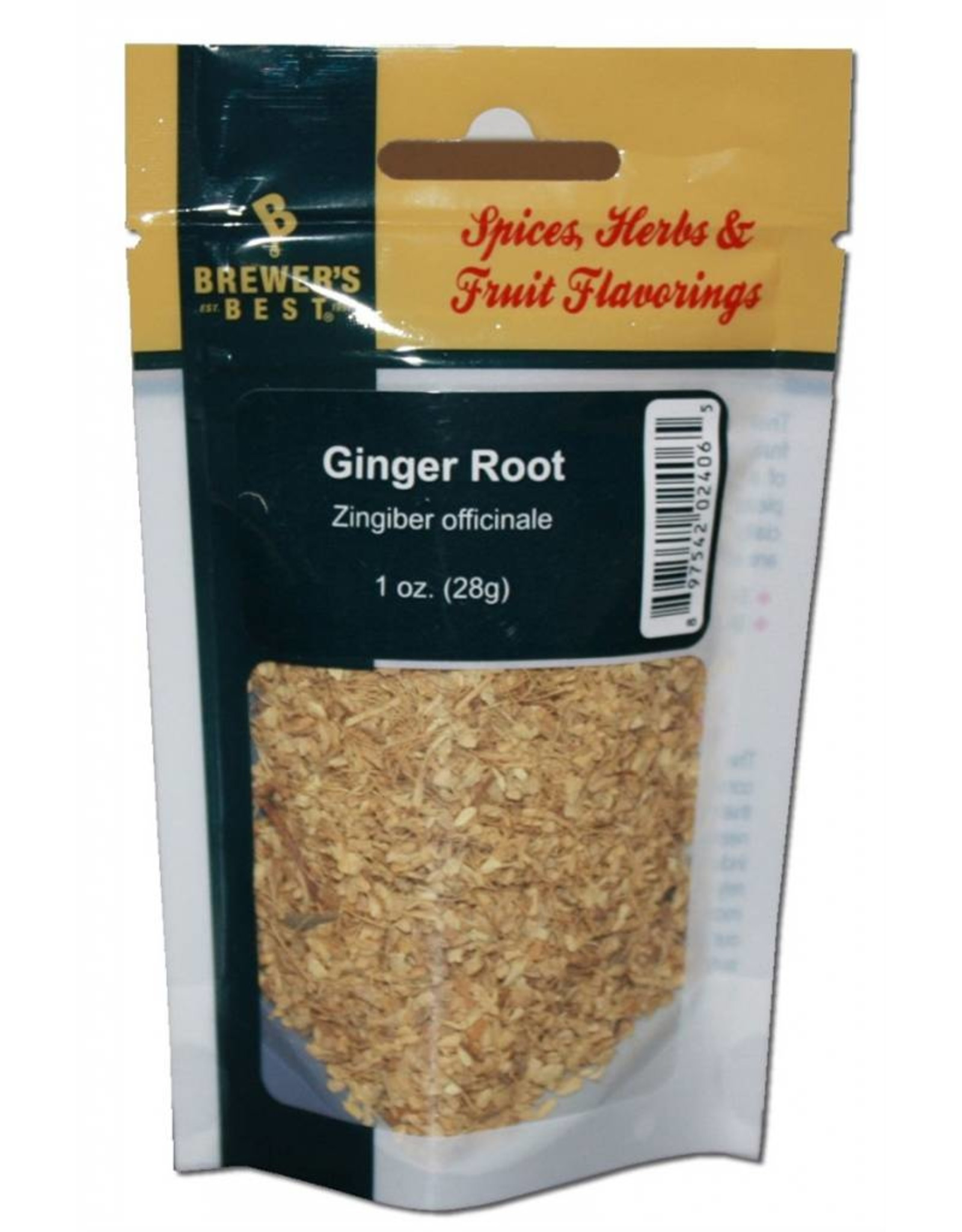 Ginger Root - 1 oz