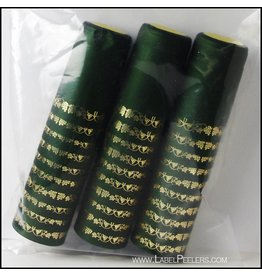 Green/Gold grape PVC Shrink 30