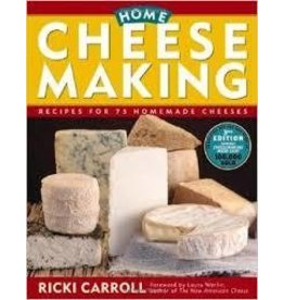 Home Cheesemaking Ricki Carrol