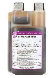 Io-Star Sanitizer 16oz