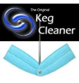 Stainless Keg Cleaner (Drill Attachment)
