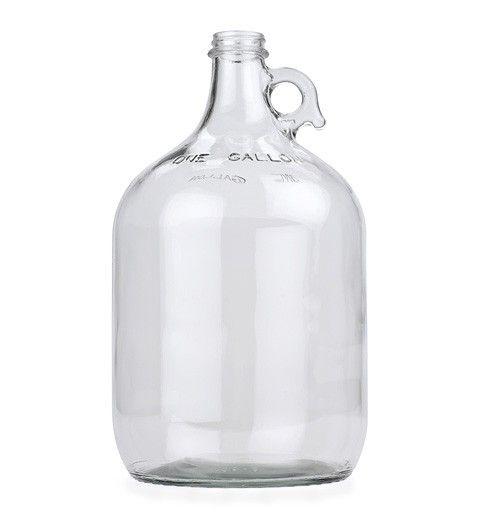 1 Gallon Glass Jug (Single) 1gjs
