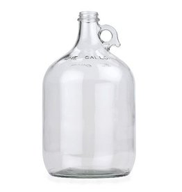 1 Gallon Glass Jug (Single) 1gjs
