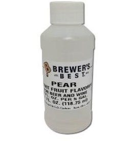 Natural Pear Flavor Extract