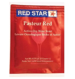 Red Star Premier Rouge (Pasteur Red)
