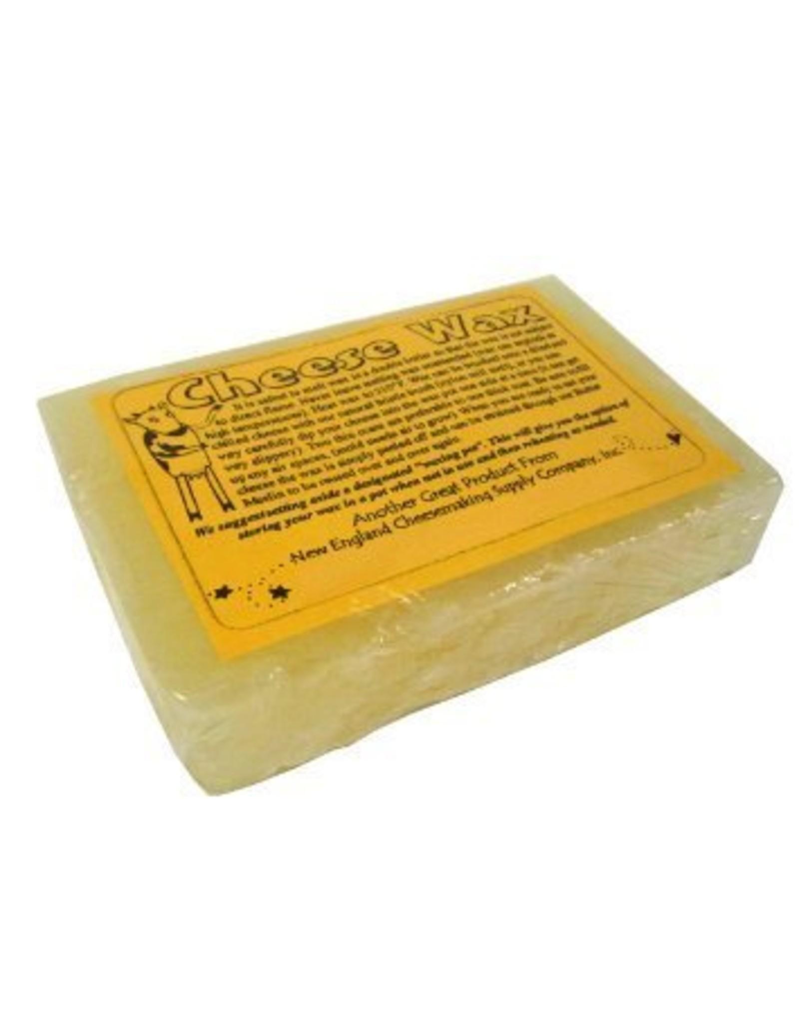 Ricki 1lb Yellow Cheese Wax