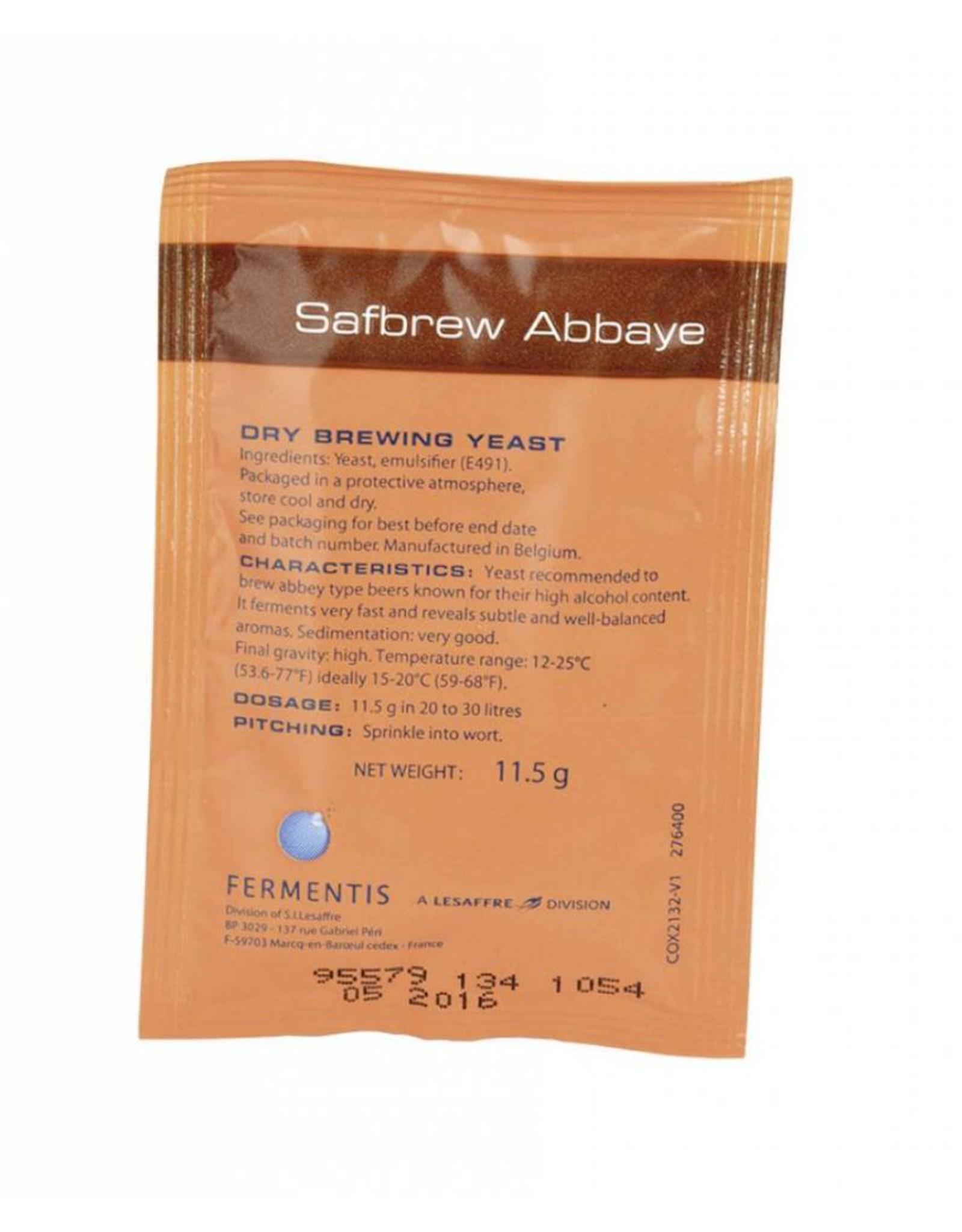 Safbrew BE-256 (Abbaye) Brewing Yeast