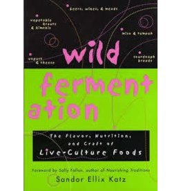 Wild Fermentation - Katz
