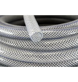 3/8 Clearbraid hose high pressure