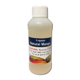 Natural Mango Flavoring Extract 4 oz