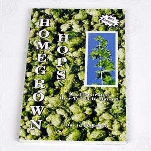Book, Home-Grown Hops - Beach