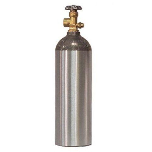 Alumnium 20# Hi Pressure Beer Gas Tank 580 Valve