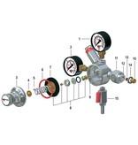 Micromatic regulator rebuild kit