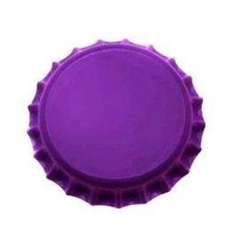 Purple Oxygen Barrier Crown Caps