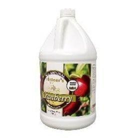 Vintner's Best Cranberry Fruit Wine Base 128oz (1 Gallon)