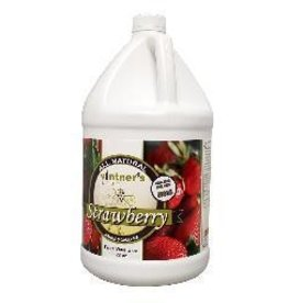 Vintner's Bestx Strawberry Fruit Wine Base 128 Oz (1 Gal)